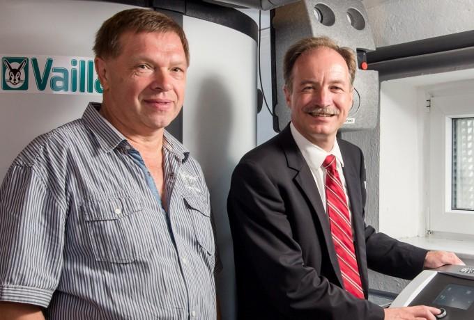 Biomasseheizanlage: gutes Geld sparen