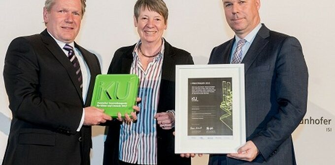 Supraleitkabel: Innovationspreis für Klima und Umwelt 2015 für ein Kabel