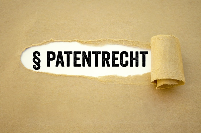 Patente und Schutzrechte #1