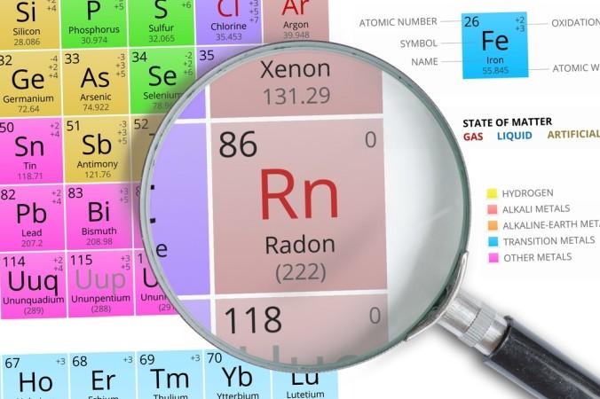Radon ist ein Edelgas und es ist völlig geruchsneutral. Es ist ausgeschlossen es über die Sinnesorgane wahrzunehmen und deshalb so gefährlich. (#3)