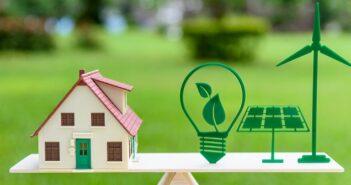 KfW 55 Standard: Mit staatlicher Förderung zum Energieeffizienzhaus ( Foto: Shutterstock- William Potter )