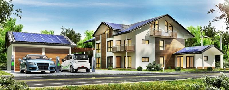 Für das KfW-energieeffiziente Bauen oder auch den Kauf einer energetischen Immobilie kann ein zinsgünstiger KfW-Kredit beantragt werden. Dieser wird nach Beendigung und Abnahme der Maßnahmen durch einen zusätzlichen Tilgungszuschuss gekoppelt ( Foto: Shutterstock- Slavun)