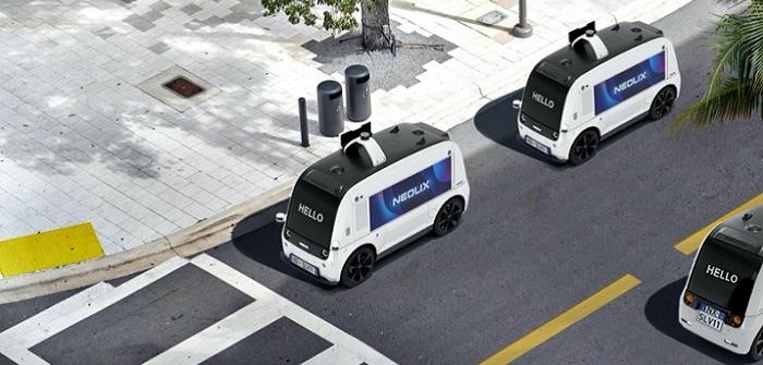 Neolix: Das Auto der Zukunft braucht keinen Fahrer ( Bildnachweis: Neolix)
